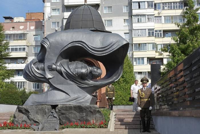 Мемориал «Боль». Фото Светланы Васильевой