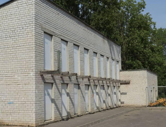 «Витебский бренд» - 2-х этажный сарай без лестницы. Фото Светланы Васильевой