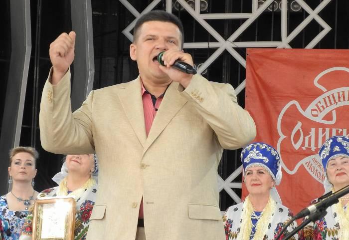 Андрей Сороковой. Фото Светланы Васильевой