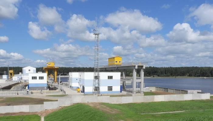 Витебская ГЭС. Фото Светланы Васильевой