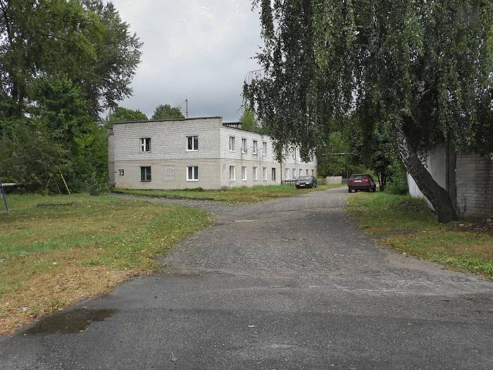 Жилой дом, жильцам которого могла помешать музыка и разговоры. Фото Светланы Васильевой