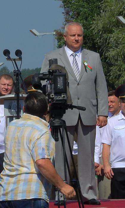 Александр Позняк. 3 июля 2016 года. Фото Светланы Васильевой