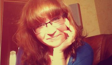 Анастасия Радевич. Фото со страницы девушки ВКонтакте
