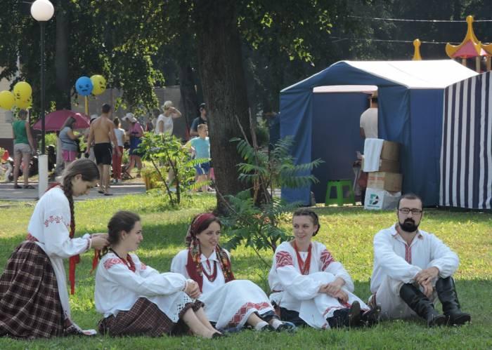 лепель, фестиваль, Цмок, мифология