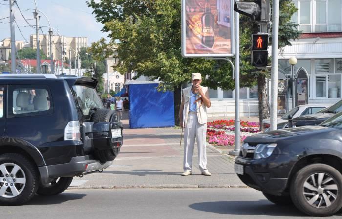 Одинокий боец. Фото Анастасии Вереск