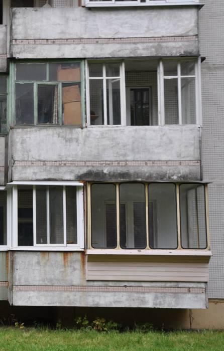 Этот загадочный витебский балкон