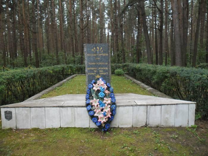 витебск, евреи, памятник, война, гетто