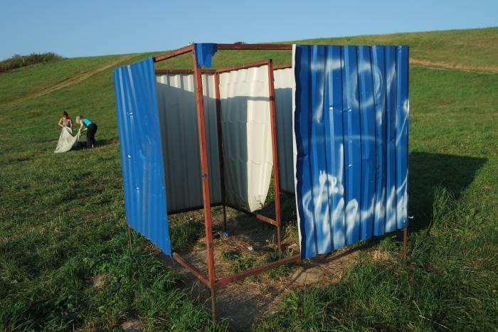 кабинка спарва. Фото Ольга Витебская