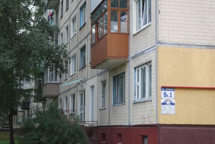 Проблемный дом. Фото Ольга Витебская
