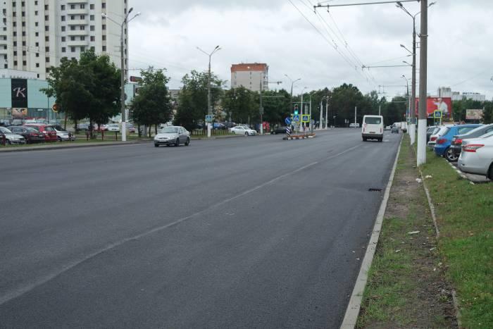 Проспект Строителей. Фото Владимир Борков