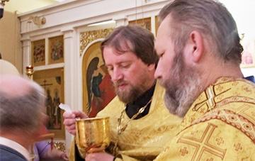 "Николай Киреев (в центре). Фото ""Вконтакте"""