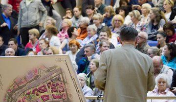 Общественное обсуждение в Зеленом Луге. © Фото - Realt.by