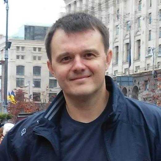 Сергей Сесицкий. Фото из Фейсбука