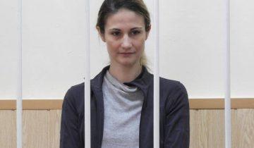 Ольга Степанова. Фото Светланы Васильевой