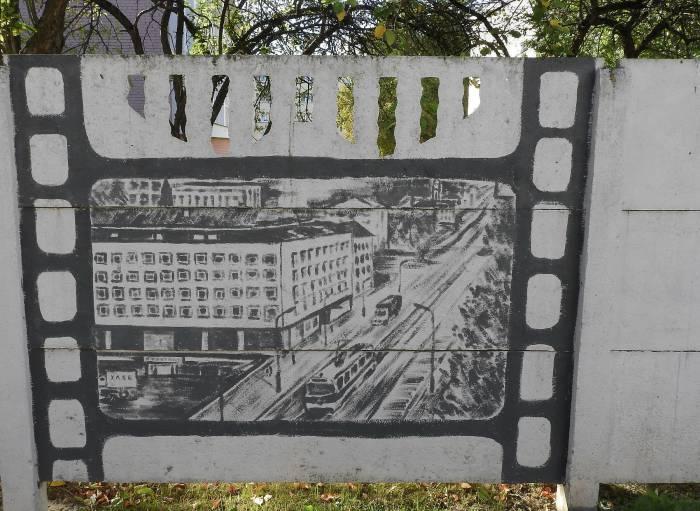 «Фотокадр» далеких 70-х годов прошлого века. Фото Светланы Васильевой