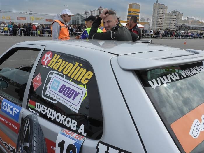 Алексей Шендюков из Витебска. Фото Светланы Васильевой