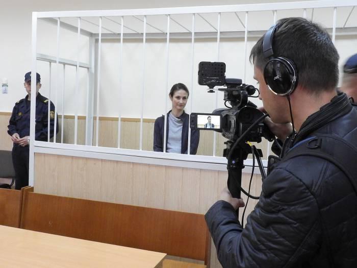 Состав преступления, в котором обвиняли женщину, не относится к категории тяжких, однако Ольгу держали 4 месяца в СИЗО. Фото Светланы Васильевой
