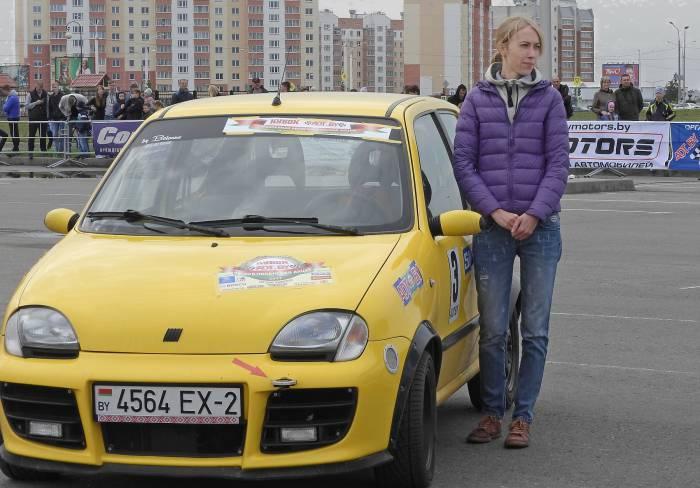 Татьяна Куликовская впервые принимала участие в состязаниях. Фото Светланы Васильевой