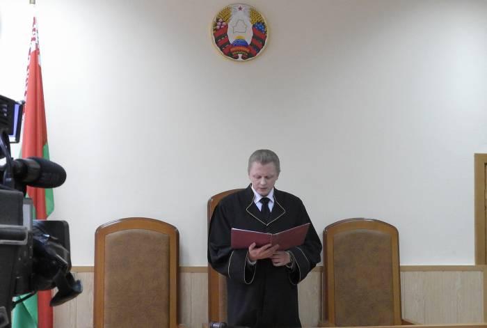 Судья Юрий Урбан. Фото Светланы Васильевой