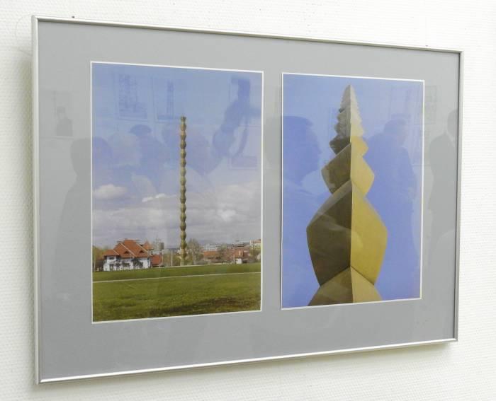 «Бесконечная колонна». Фото Светланы Васильевой