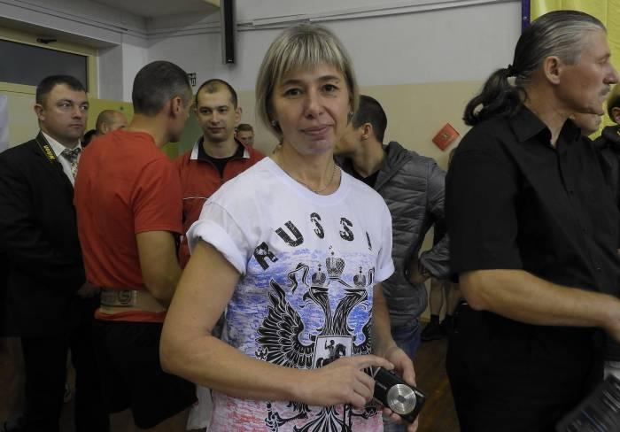 Елена Соболева. Фото Светланы Васильевой