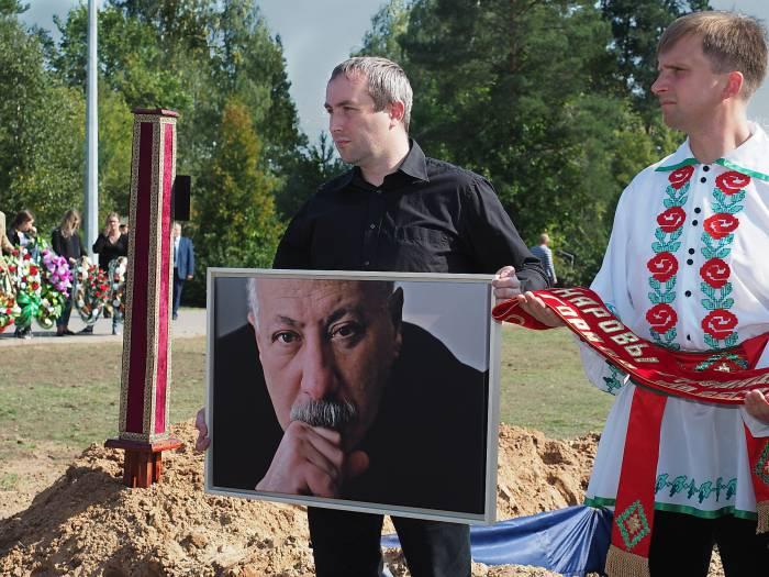 Похоронили Родиона Басса на центральной аллее кладбища Мазурино. Фото Светланы Васильевой
