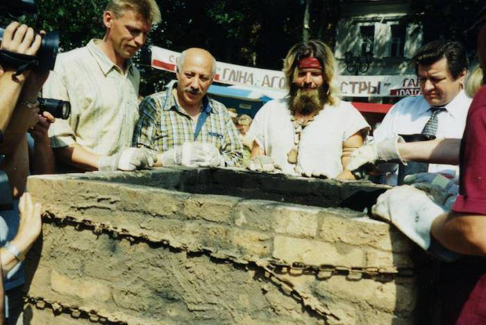 родион басс, славянский базар