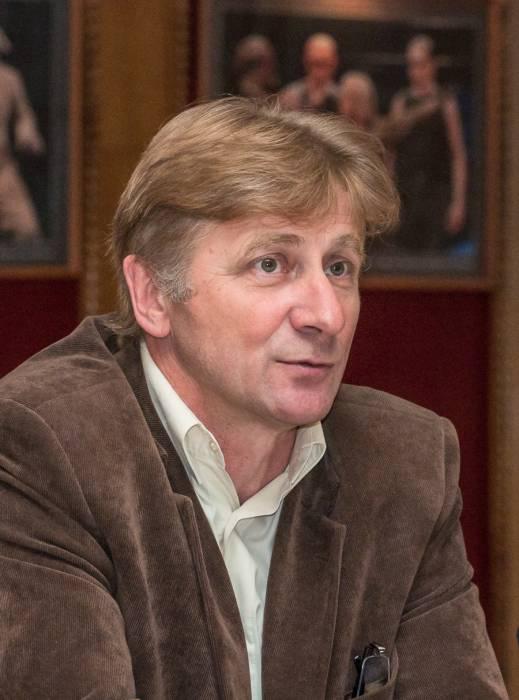 Михаил Краснобаев. Фото Светланы Васильевой
