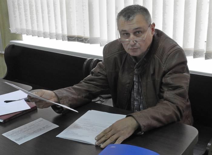Павел Левинов. Фото Светланы Васильевой