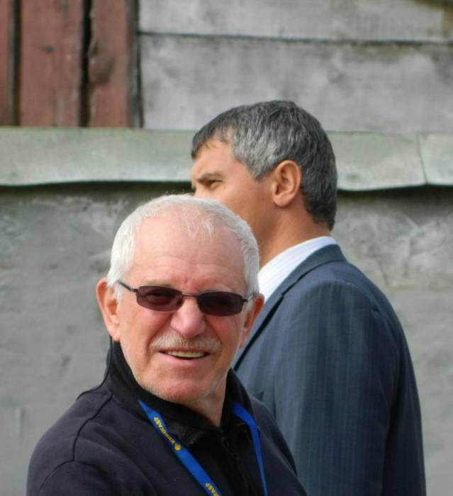 Александр Митта. Фото Светланы Васильевой
