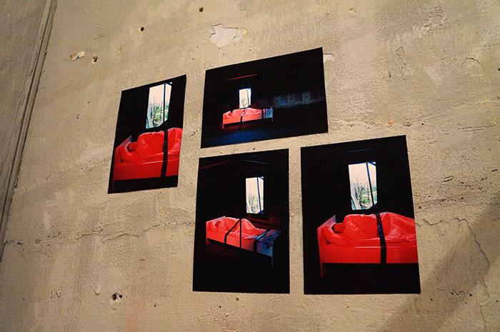 Снимки с выставки в Минске. Фото Кристины Литвиновой