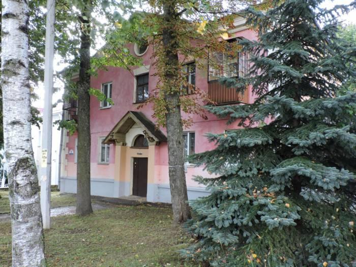 витебск, улица кутузова, здания