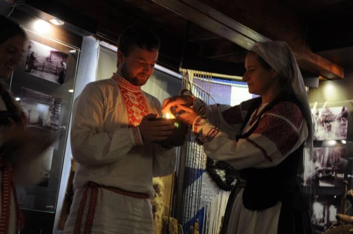 """Символ праздника - """"багач"""" очень уважали. Фото Анастасии Вереск"""
