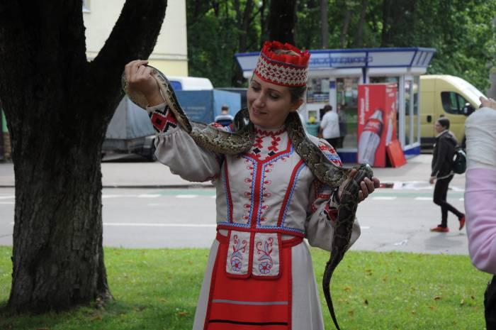 Белорусочка. Фото Анастасии Вереск
