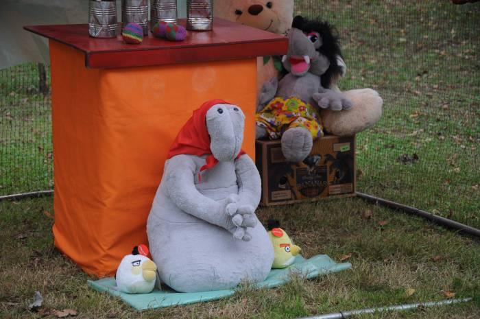 Ждун стал одним из любимых персонажей в Беларуси. И, кажется, неспроста... Фото Анастасии Вереск