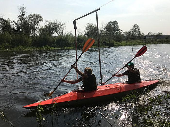 Техника водного туризма