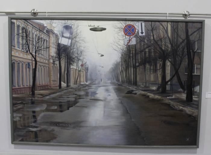 Шайнуров, выставка, художественный музей
