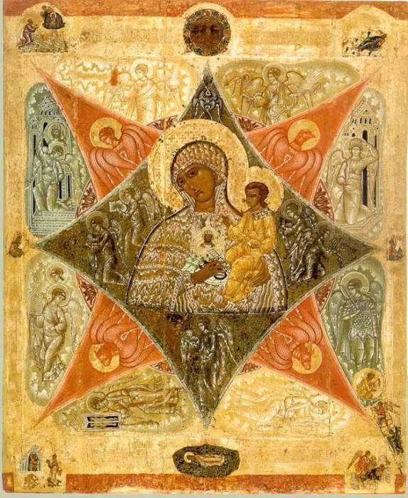 Икона Божьей Матери «Неопалимая Купина»: от чего защищает