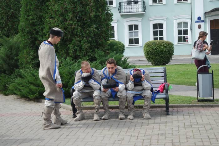 инсталяция полоцк день письменности