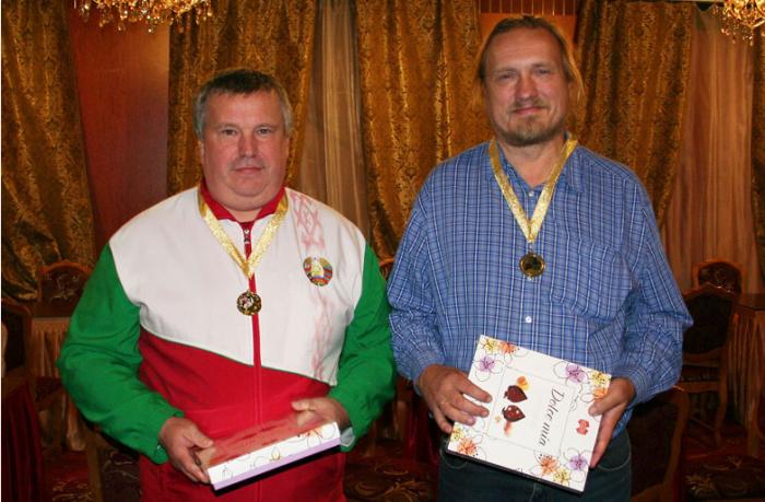 Геннадий Медушевский и Владимир Неведомский. Фото Александра Корзуна