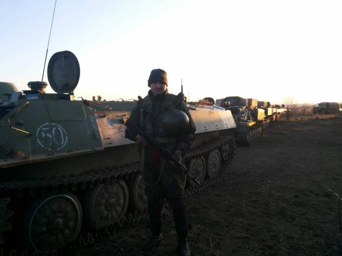 Алексей Ершов. Фото с личной страницы в соцсети