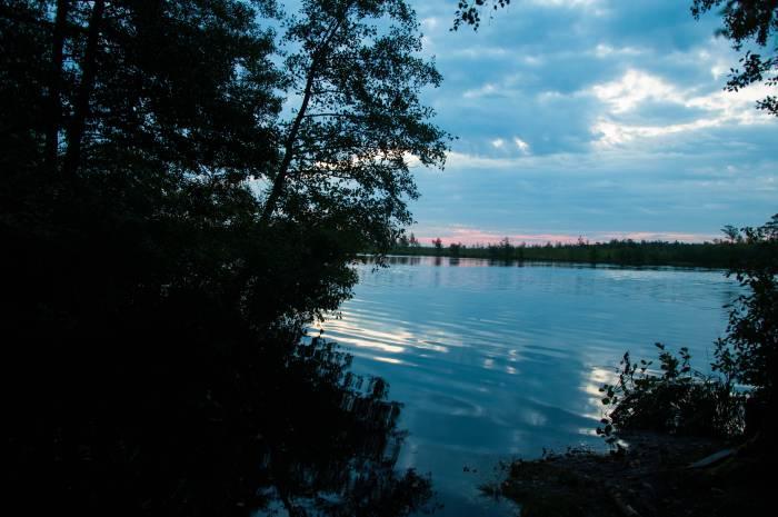 Перед рассветом. Фото Анастасии Вереск