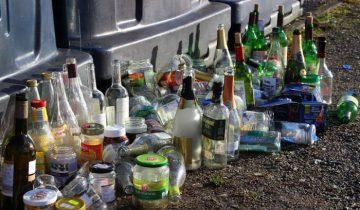 бутылки банки