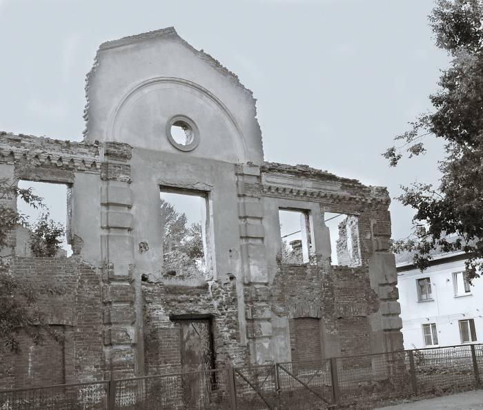 Синагога на улице Революционной в Витебске. Фото Светланы Васильевой