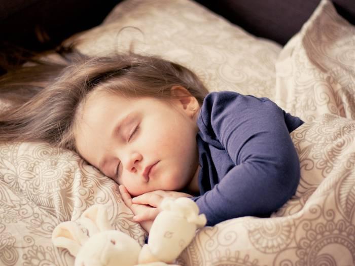 сон ребенок