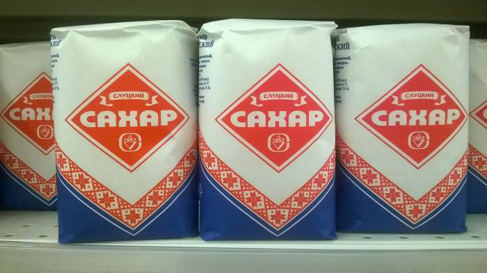 Сахар с орнаментом. Фото Анастасии Вереск
