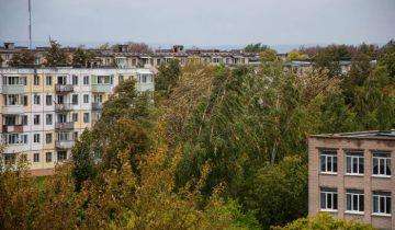 Ветер в Витебской области. Фото Анастасии Вереск