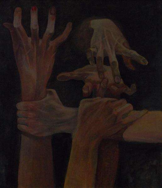 Лиепа, руки, живопись, Латвия, Корженевский