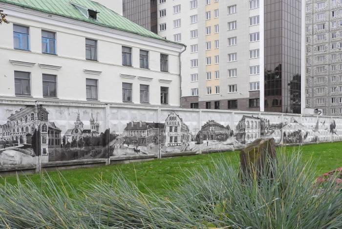 История витебского трамвая неразрывно связанна с жизнью и развитием города. Фото Светланы Васильевой