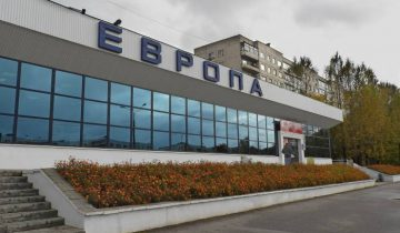 Здесь скоро появится магазин компании «Евроторг». Фото Светланы Васильевой